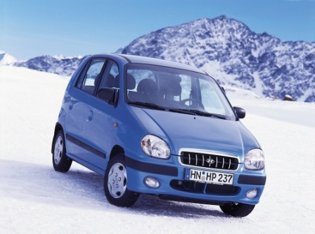 Hyundai Santro price in Pakistan