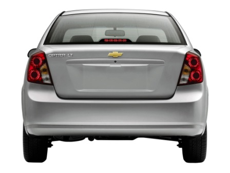 Chevrolet Optra price in Pakistan