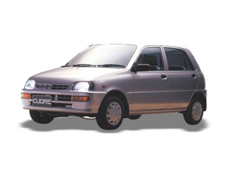 Daihatsu Cuore price in Pakistan