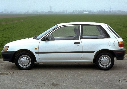 Toyota Starlet 1995 Price In Pakistan 2019
