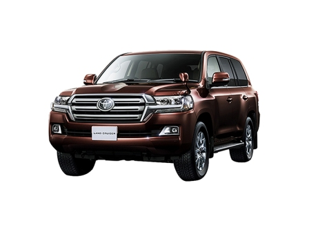 Toyota Land Cruiser GX R 2017