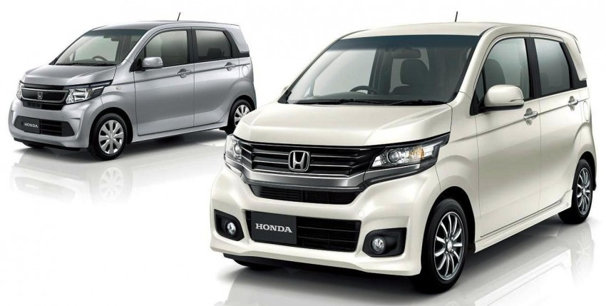 Honda N Wgn price in Pakistan