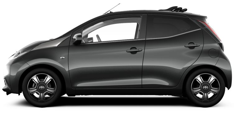 Toyota Aygo price in Pakistan
