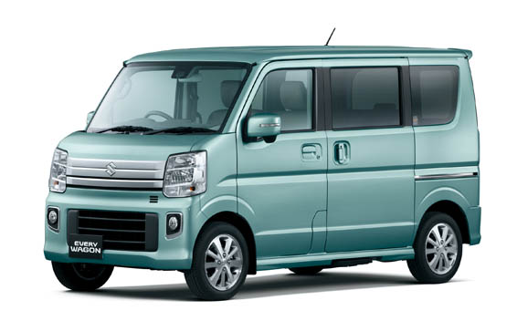 Suzuki Every Wagon price in Pakistan