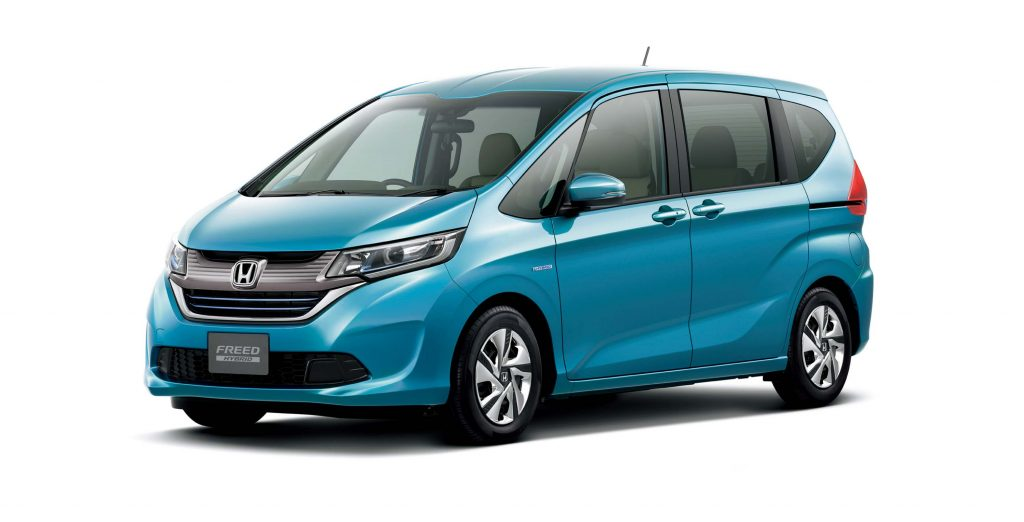 Honda Freed Hybrid B 2018