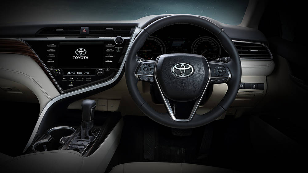 Toyota Camry price in Pakistan