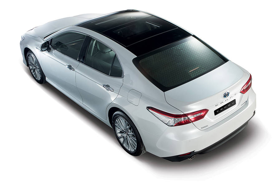 Toyota Camry 2020 price in Pakistan