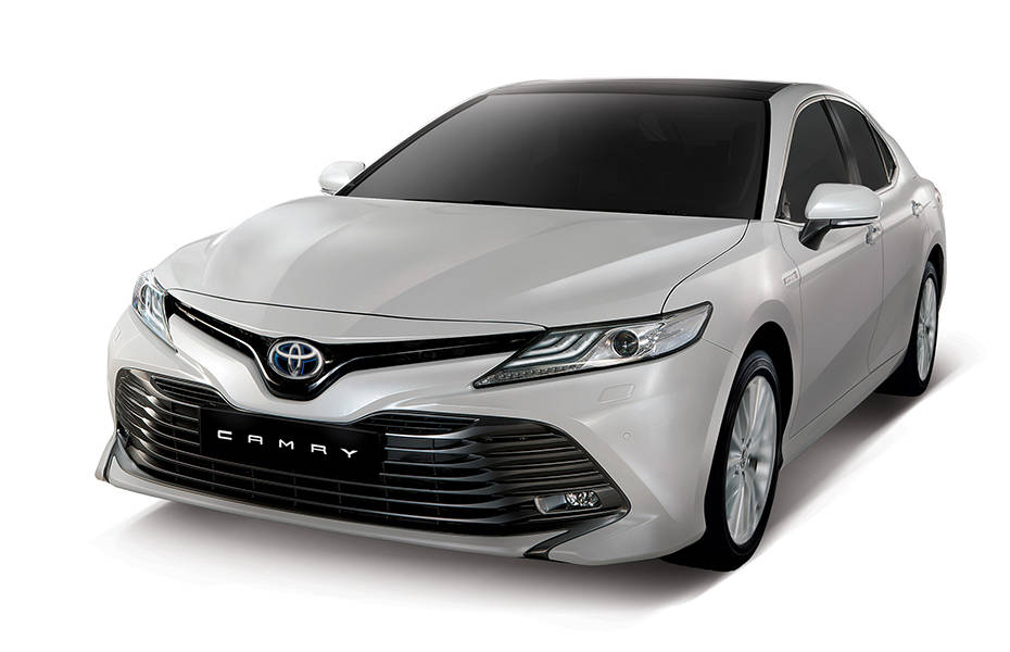 Toyota Camry 2018 Price In Pakistan 2019