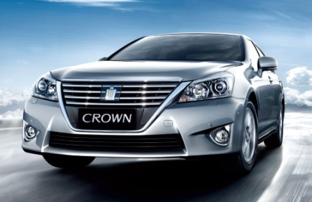 Toyota Crown price in Pakistan