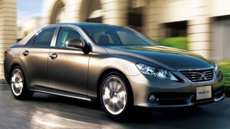 Toyota Mark X price in Pakistan