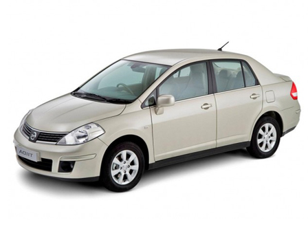 Nissan Tiida price in Pakistan