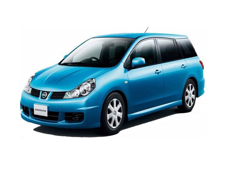 Nissan Wingroad price in Pakistan