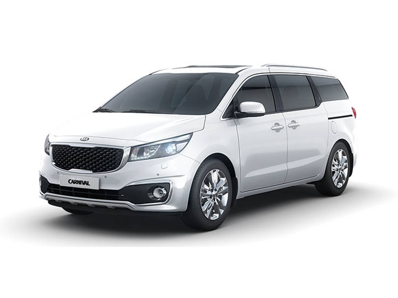 Kia Grand Carnival price in Pakistan