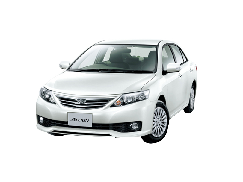 Toyota Allion 2019 price in Pakistan