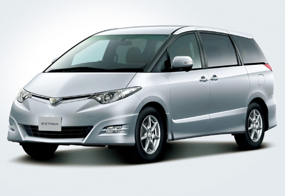 Toyota Estima 2019 price in Pakistan
