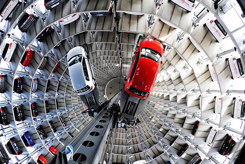 New Parking System in China