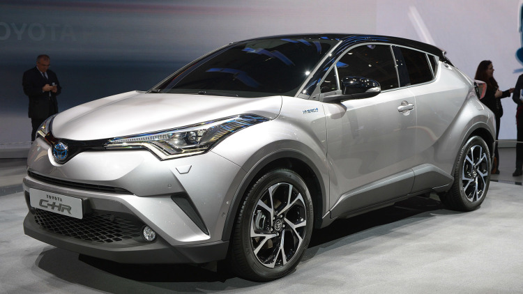 Pakistan First Toyota C-HR