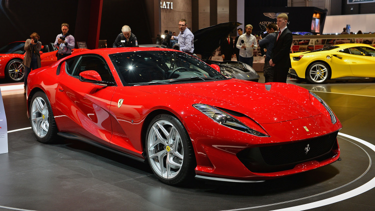Geneva Motor Show Top 5 Cars