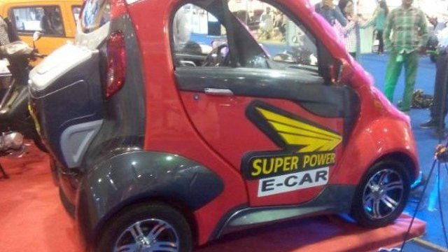 Superpower E Car Price In Pakistan