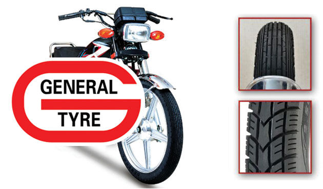 General Tyre Introduce Bikes Tubeless Tyres