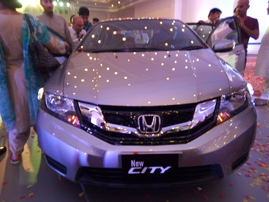 New and Outgoing Honda City Main Differences