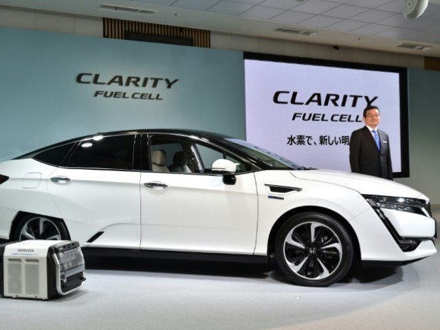 Honda Launches All Electric Battery Car in China