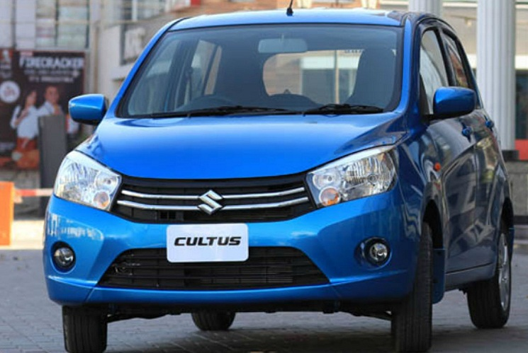 New Suzuki Cultus 2017 in Pakistan