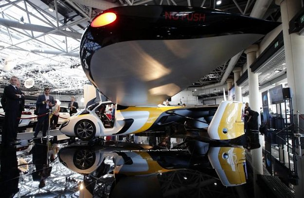 Flying Car Cost Over $1 Million in Monaco