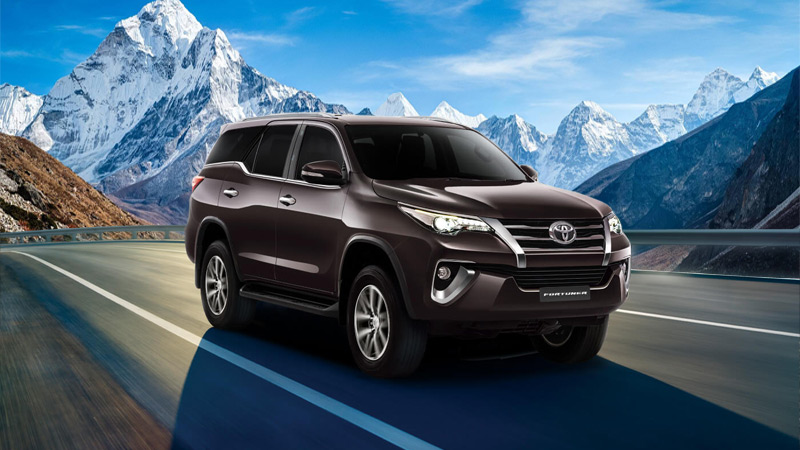 IMC Introduces Toyota Fortuner Diesel in Pakistan
