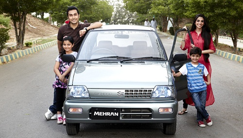 Suzuki Mehran is Choice of Pakistan due to 4 Reasons