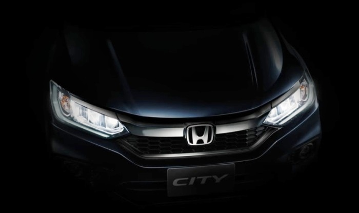 Honda City 2017 Comparison with International Variants