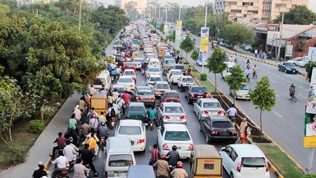 Lahore Become E-ticketing Zone