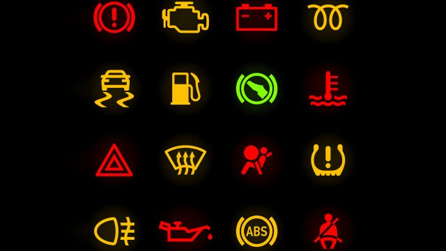 Warning Signs on Dashboard of your Car