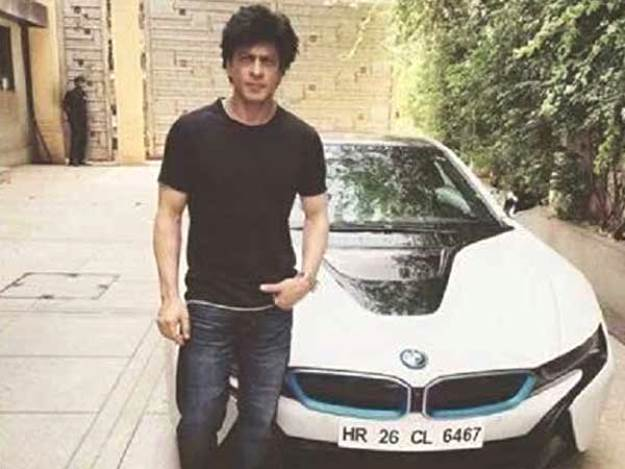 Bollywood Stars Luxury Cars