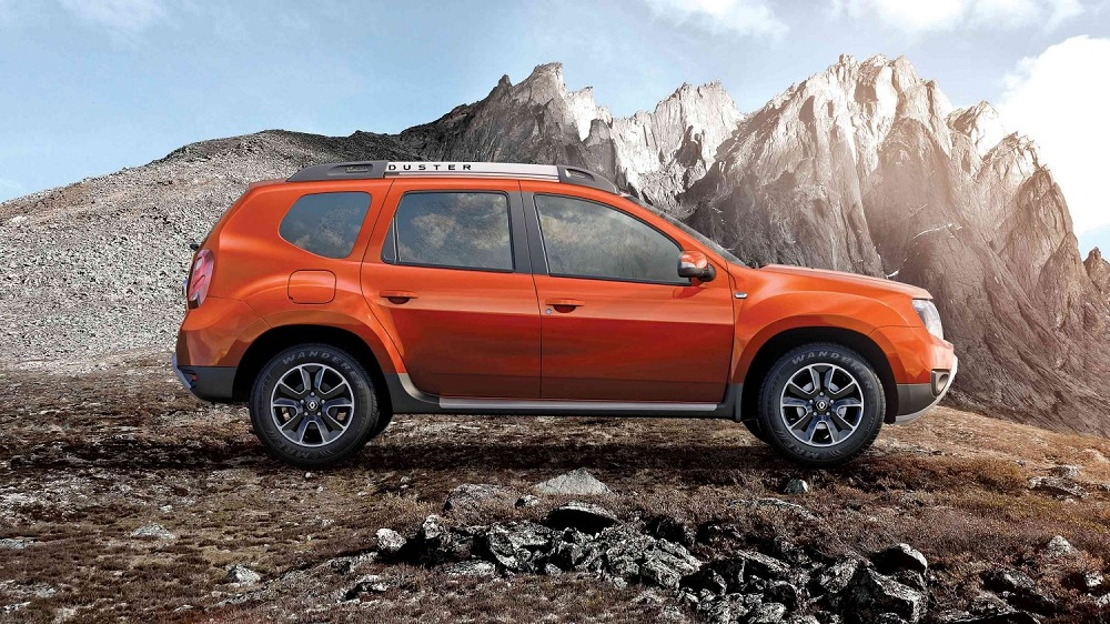 Renault Launch Duster SUV Manufacturing in Pakistan