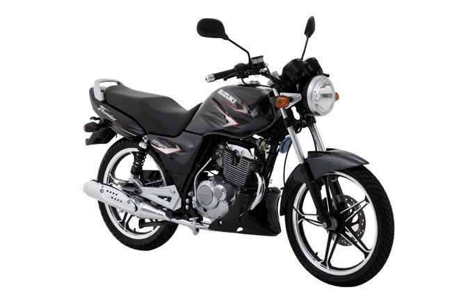 Suzuki Bikes 2018 in Pakistan
