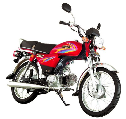 Super Star SS 70 2018 Model Bike