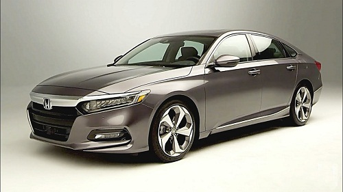 Honda Accord New Model Specs Features 2018