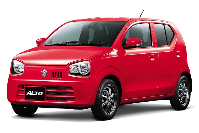 New Suzuki Alto With 800cc Mehran Engine 2018