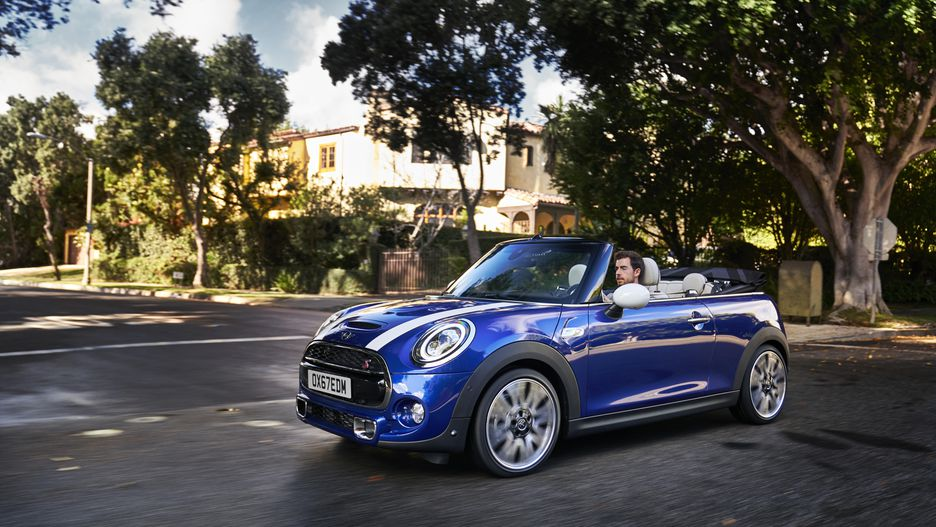 2019 Mini Cooper British Look