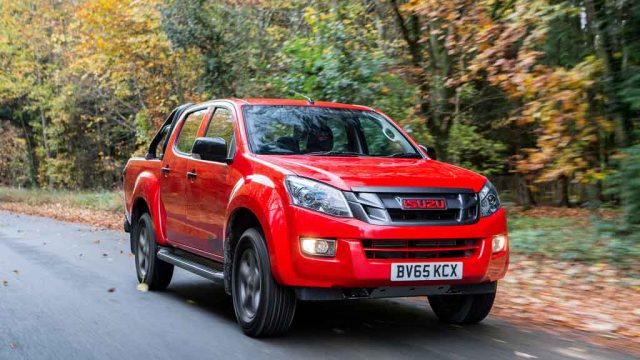 Overview of Isuzu D-Max