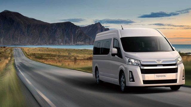Toyota Hiace 6th Generation Launches