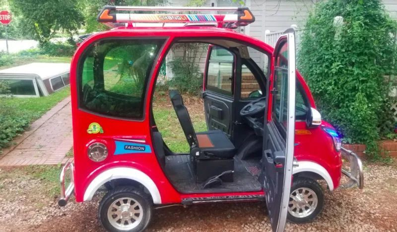 World Cheapest Electric Car be Ordered Online from Pakistan