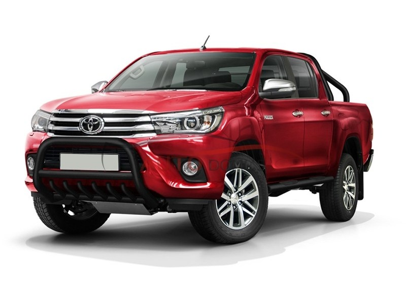 Hilux Revo, D-Max Price Increase because of New Budget