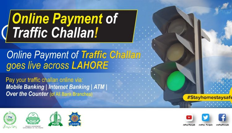 Use Apps to Apply for License o r Pay Challan Online