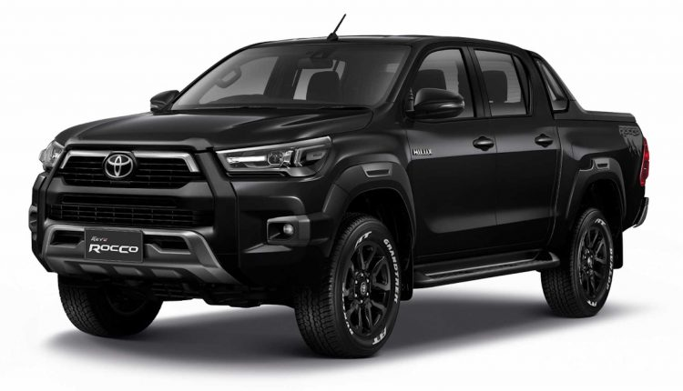 Toyota Fortuner and Hilux Facelift Version 2021