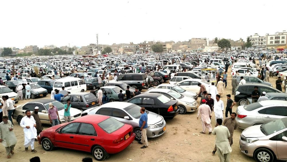Car Sales in Pakistan s to Lowest Level after 2009
