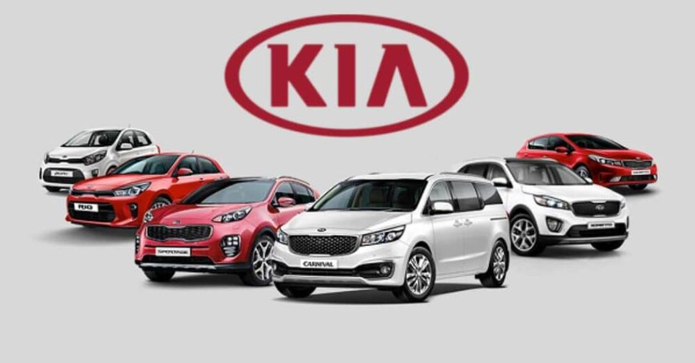 KIA Launches New Models in Next 12 Months
