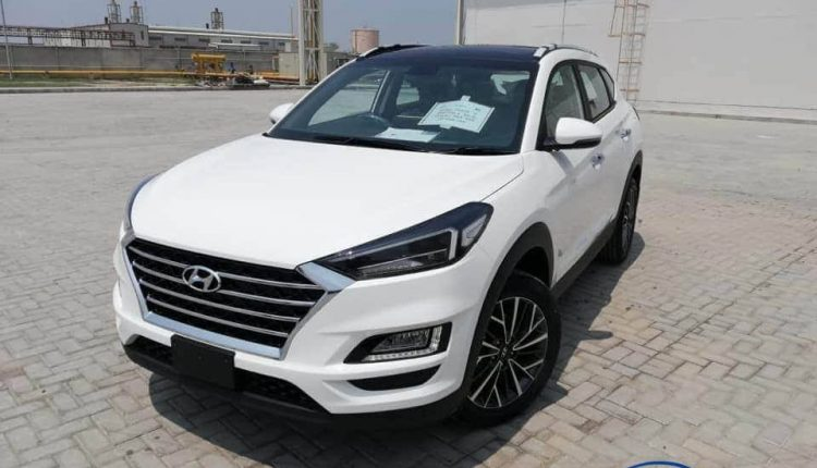 Hyundai Tucson Price in Pakistan v Rest of the World
