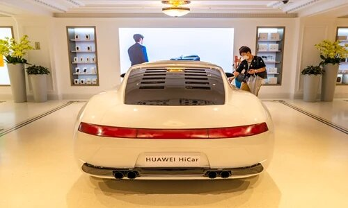 Huawei Is Reportedly Going To Launch An Electric Car